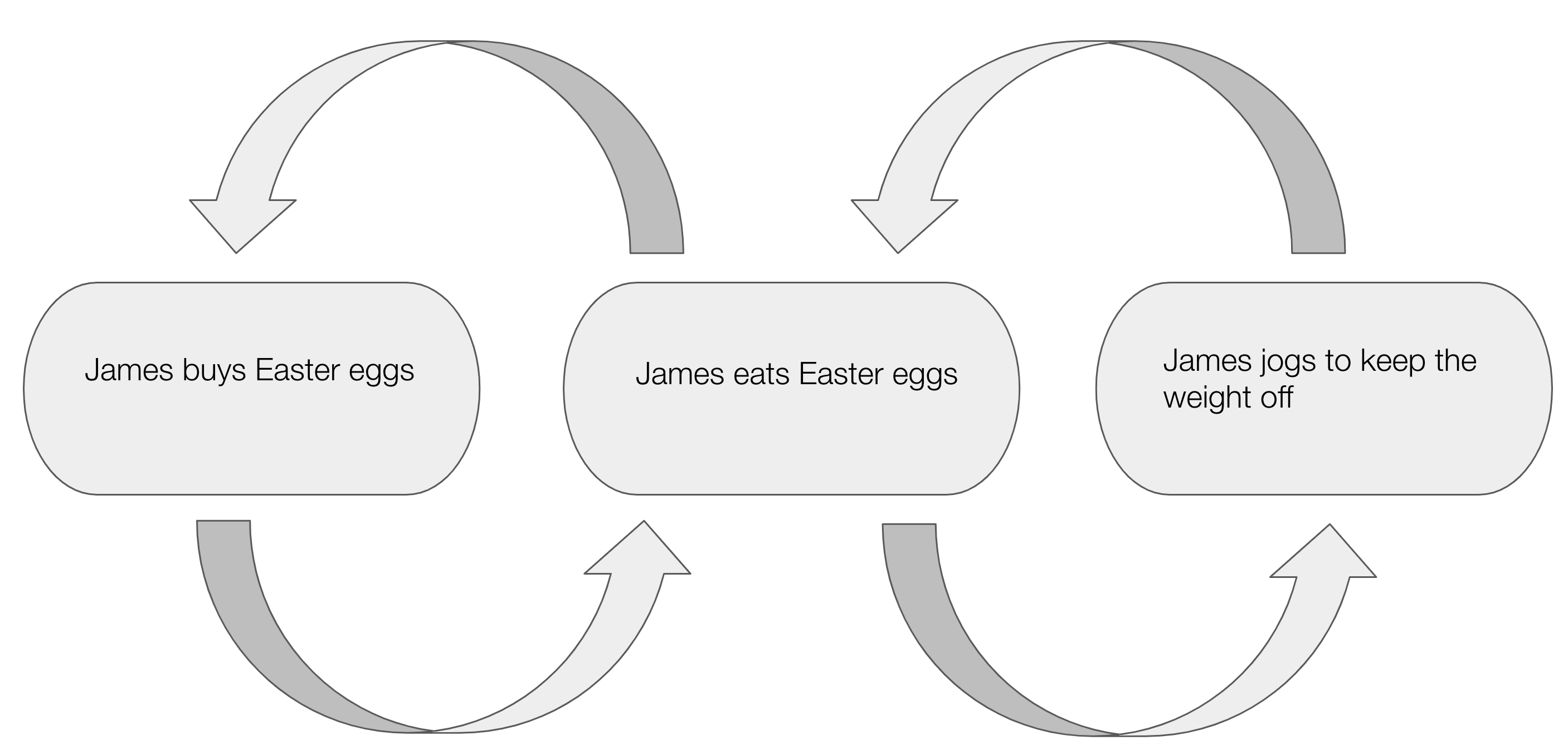 James Hostford causal loop diagram